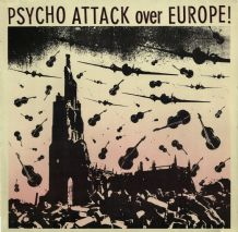 Various - Psycho Attack Over Europe